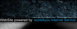 WebSite powered by  world4you Internet Service